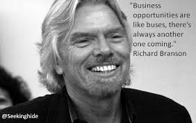 Richard Branson Quotes Training. QuotesGram via Relatably.com