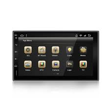 YUEHOO <b>7 Inch 2 DIN</b> for Android 9.0 Car Stereo Radio 8 Core 4+ ...
