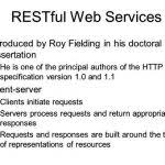 Sigkdd phd dissertation award comment I Help to Study Roy fielding s dissertation proposal