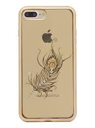 <b>Чехол</b> для <b>Apple</b> iPhone 7+/8+ Перо Kingxbar 13450539 в ...