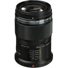 <b>Olympus M.Zuiko Digital ED</b> 60mm f/2.8 Macro / 500px