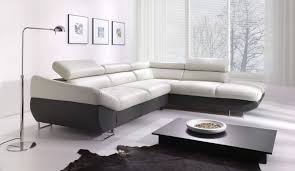 room fabio black modern: fabio sectional sleeper right facing chaise
