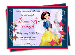 printable disney princess birthday party invitations printable disney princess birthday party invitations