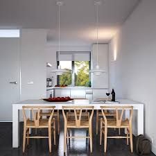 Small Kitchen Dining Room Astonishing Kitchen Design For Apartments With White Wooden