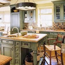 Pareti Beige E Verde : Abbinare colori pareti a cucina rustica arte povera