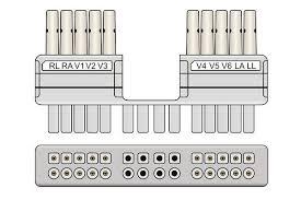 <b>Mortara</b> > Burdick <b>Compatible</b> EKG Leadwire 9293-041-50 10 ...
