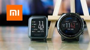 Xiaomi Amazfit Bip и Amazfit Stratos. Убийцы Apple <b>Watch</b> ...