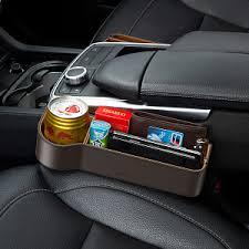 <b>Органайзер</b> в салон автомобиля <b>Baseus Elegant</b> Car коричневый