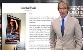 Michael Bay praises Kate Beckinsale after her Pearl Harbor casting ...