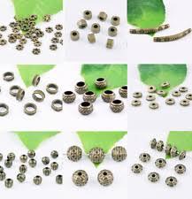 Brass Spacer <b>Beads</b> & Stoppers | eBay