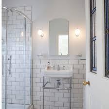 bathroom white tiles: bathroom sink for small bathroom and white tile bathroom plus bathroom mirror with lighting for bathroom