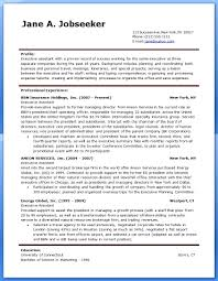 resume for executive assistant resume samples sample resume cover gallery of sample executive administrative assistant resume