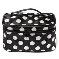 gertimo makeup bag organizer professional box artist larger cute suitcase boxes travel cosmetic pouch handba