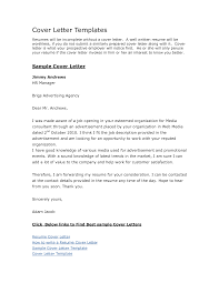 plain cover letter a plain cover letter template your cover letter basic cover letter for resume template sample cover new 859h4hn9