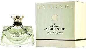 <b>Bvlgari</b> Mon <b>Jasmin Noir</b> L'<b>Eau</b> Exquise for Women-2.5-Ounce EDT ...