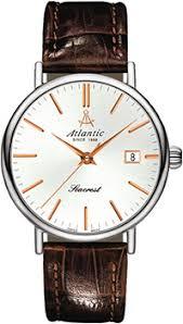 Кварцевые наручные <b>часы Atlantic</b>. Оригиналы. Выгодные цены ...