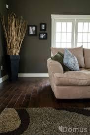 dark hardwood floor in living room more amazing living room color