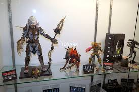 SDCC 2019 - <b>NECA Aliens</b> and <b>Predators</b> - The Toyark - News