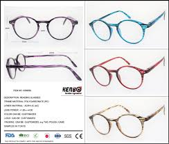 China 2019 <b>New Fashion</b> Round Reading Glasses with Magnifying ...