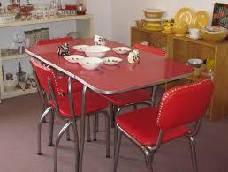 Red Retro Kitchen Accessories Retro 50s Kitchen Decor Ronikordis