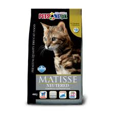 <b>MATISSE NEUTERED SALMON</b> FOR CAT 1.5KG at Rs 990/piece ...