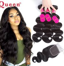 ᗑ Big promotion for spring queen hair brazilian virgin hair and get ...