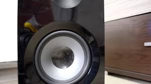<b>Defender Mercury</b> 35 speaker audio excursion bass test - YouTube