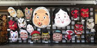 Traditional <b>Japanese Masks</b> and What They're Used For