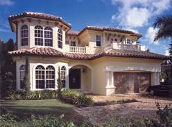 Florida House Plans   Florida Style Homes   House Plans and MoreFlorida House Plans