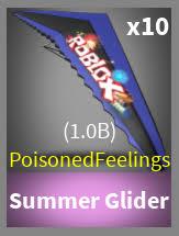 <b>Summer Glider</b> | Case Clicker Roblox Wiki | FANDOM powered by ...