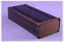 Extruded Aluminum Enclosures (Sink Box Series) - Hammond Mfg.