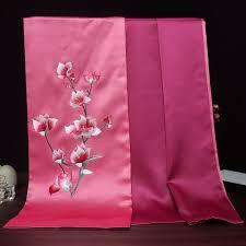 Handmade Embroidery <b>Hangzhou Silk Mulberry</b> Silk Silk Scarf ...
