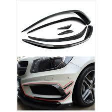 Mercedes Benz <b>W176</b> Non Facelift A Class <b>Carbon Fiber Front</b> ...