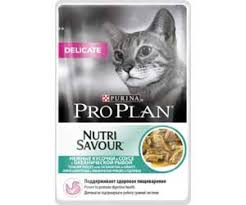 Купить Влажный Корм <b>ProPlan</b> (<b>Проплан</b>) Для Кошек с ...