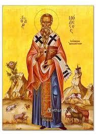 Προστάτες άγιοι ζώων - Άγιος Μόδεστος...