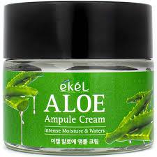 Ekel Ampule Cream Aloe <b>Ампульный крем с</b> алоэ 70 мл - DNBeauty