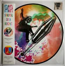 <b>air surfing on</b> a rocket lp vinile picture nuovo rds 2019