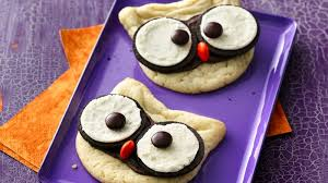 <b>Cute Owl</b> Cookies Recipe - Pillsbury.com
