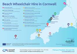 sand chairs in cornwall cornwall council Polzeath Map download a map of beach wheelchair hire in cornwall polzeath map google