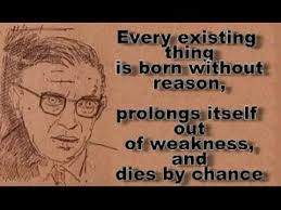 Jean Paul Sartre quotes about religion and god - YouTube via Relatably.com