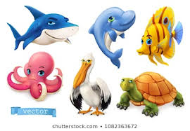 <b>3d Cartoon</b> Fish Images, Stock Photos & Vectors | Shutterstock
