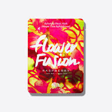 <b>Flower Fusion</b>™ <b>Raspberry</b> Refreshing Sheet Mask   <b>Origins</b>