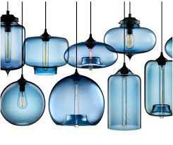 hand blown modern glass pendant lighting would also look nice in a green blown pendant lights lighting september 15