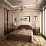 Потолок спальни в интерьере