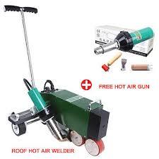 <b>DHL free</b> shipping <b>PVC</b> TPO roof hot air welding machine welder + ...