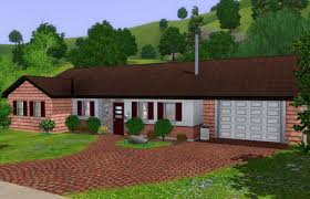 THE SIMS HOUSE PLANS   Over House PlansHow to Build a House in the Sims   eHow com