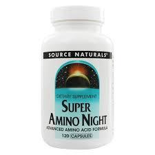 Source Naturals <b>Super Amino Night</b> Capsul- Buy Online in Grenada ...