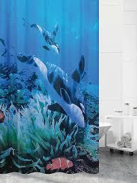 Штора д/в Travel (Kасатки) HOT Print 180*200 <b>Bath Plus</b> 5215056 ...