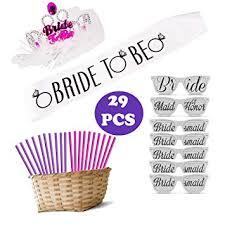Best Bachelorette Party Supplies Kit, Straws Favors ... - Amazon.com