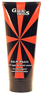 GALACTICOS <b>бальзам</b> - <b>магия</b> восстановления: анти-стресс и ...
